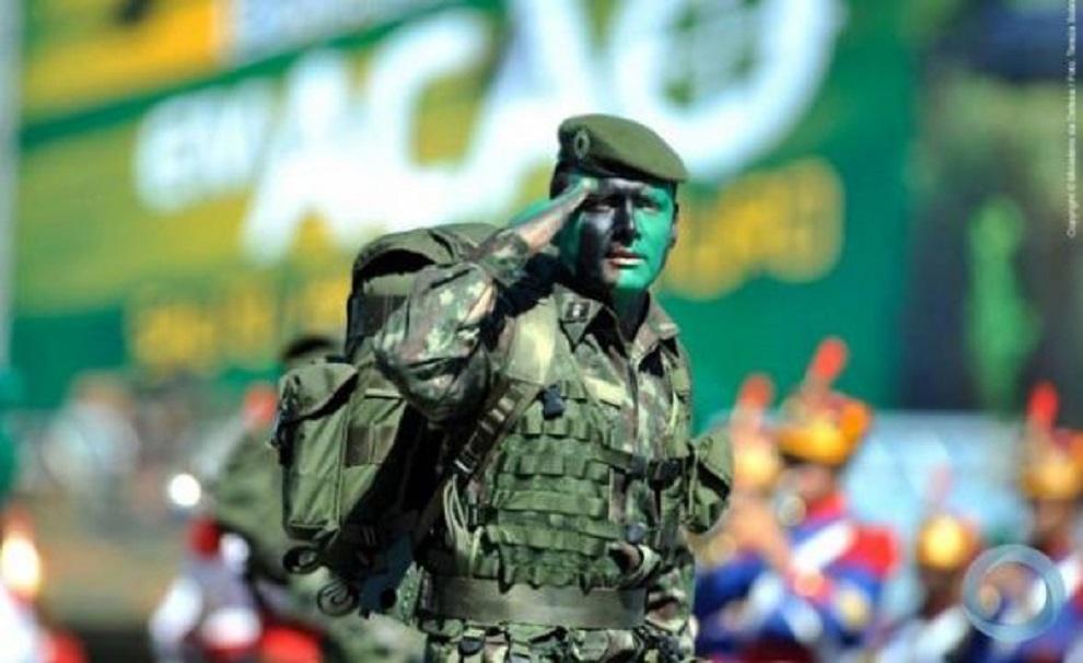 Exército Brasileiro abre vagas para contração temporária em Ilhéus