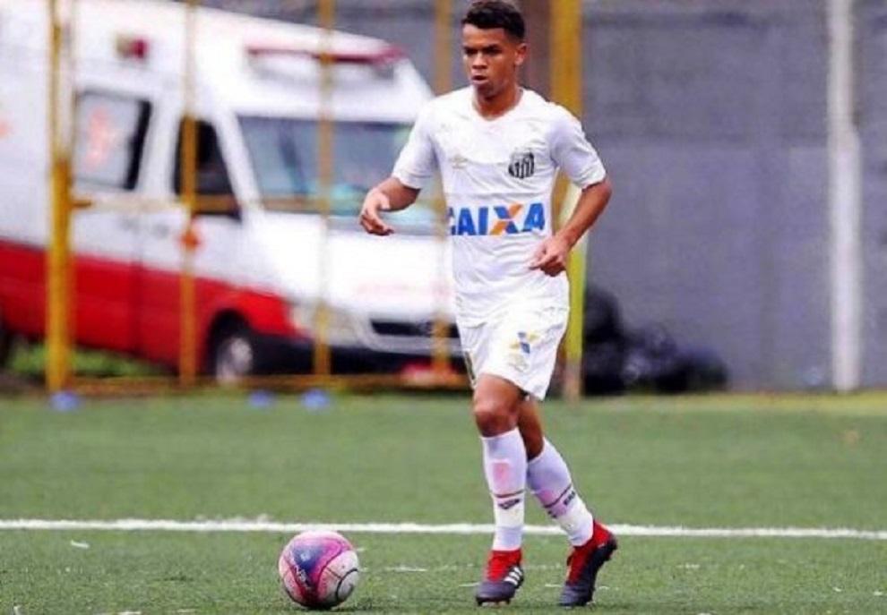 Itabunense Sandry Roberto é convocado para a Copa do Mundo de Futebol Sub-17
