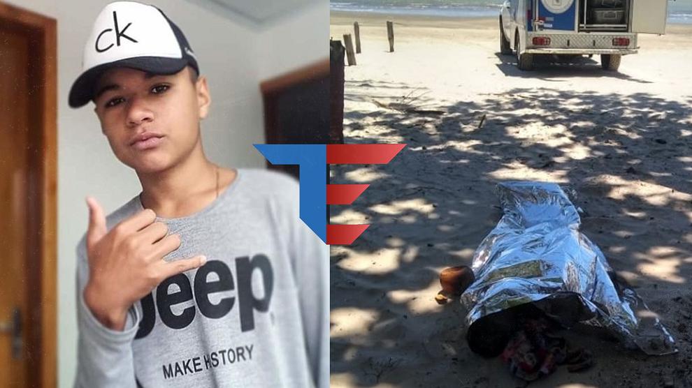 Menor morre afogado na Ponta da Tulha