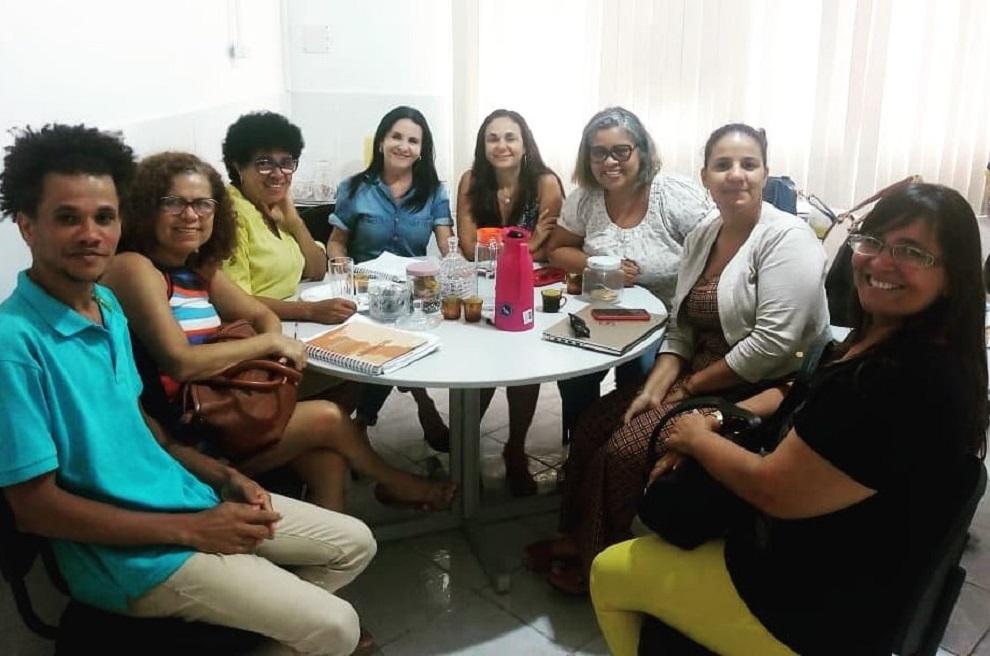 Encontro discute processo de municipalização das escolas Horizontina Conceição e Sá Pereira
