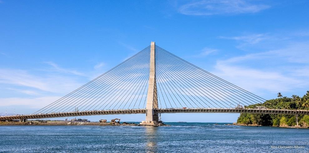 Nova ponte de Ilhéus será inaugurada  ainda no primeiro semestre