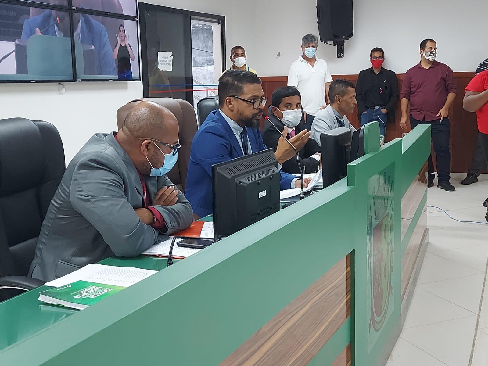 Câmara aprova instauração da CEI para investigar ajuda de 15 milhões e acordo entre Prefeitura e empresas de ônibus